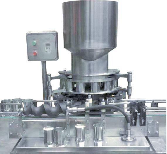 ZD—12型全自动颗粒灌装机