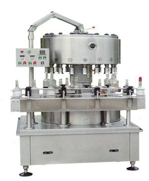 高精度液体定量灌装机